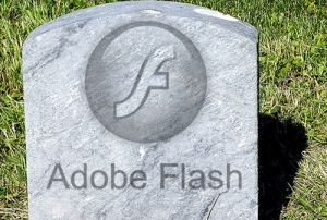 adios flash