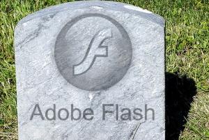adios flash