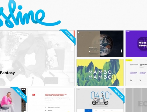 5 Sites for Web Design Inspiration