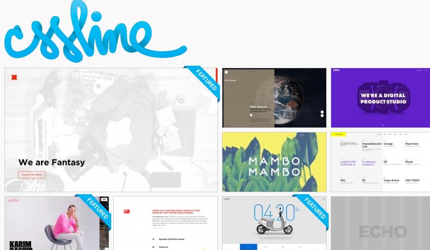 CSS Line design inpiration