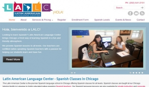 Latin American Language Center