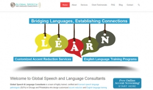 Global Speech & Language