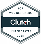 Clutch Top Web Designers USA 2018