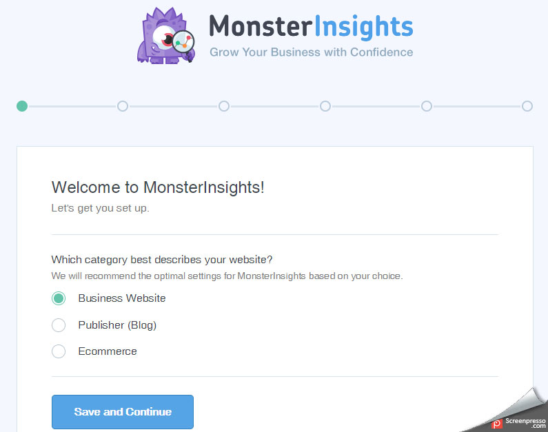 MonsterInsights Plugin Settings
