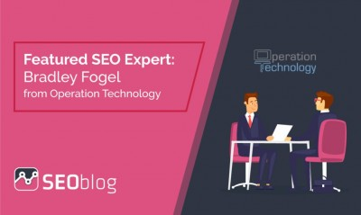 Seoblog.com Chicago SEO Expert Bradley Fogel interview