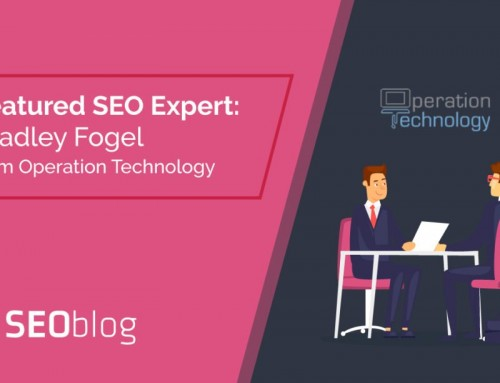 Chicago SEO Expert Bradley Fogel Interviewed on SEOblog.com