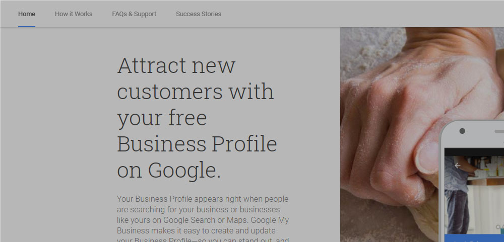 Free Google Business Profile