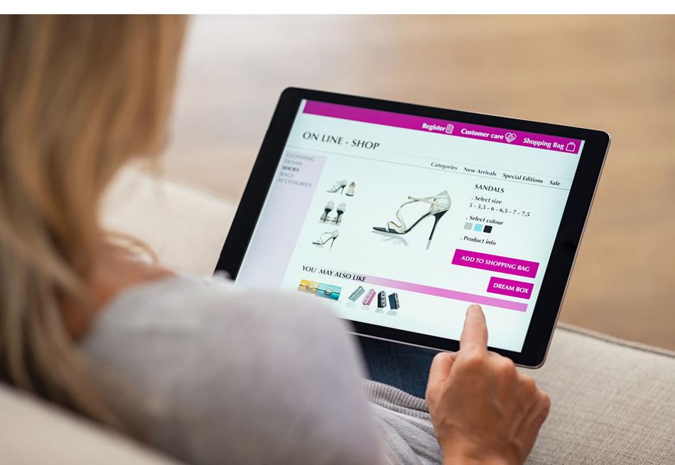 eCommerce Shop Design