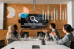 SEO KPI Performance