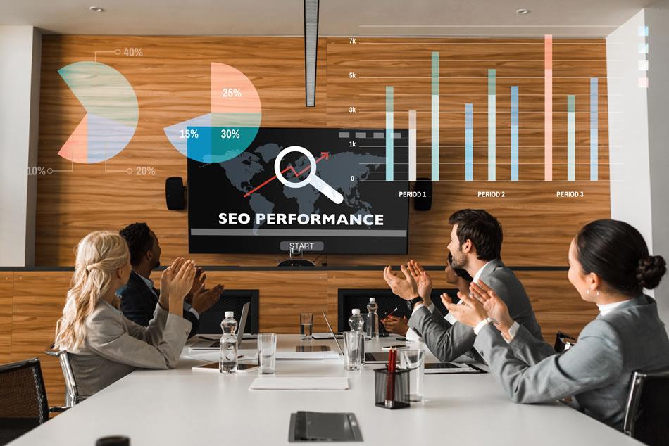 SEO KPI Performance